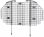 Midwest Metal Products 13 Vehicle Pet Barrier, Adjustable, Wire Mesh