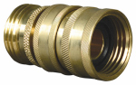 "Apache Hose & Belting 99050000 3/4"" Brass Hose Adapter"