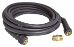 Apache Hose & Belting 99050029 Replacement Pressure Washer Hose, 0.3125-In. x 25-Ft.