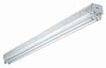 Cooper Lighting SNF217RB Fluorescent Strip Light, T8, Narrow, 2-Lamp, 17-Watt, 2-Ft.