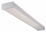 Cooper Lighting WP217RB Fluorescent Wrap Light, T8, 2-Lamp, 17-Watt, 2-Ft.