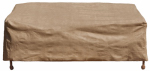 Budge Industries P3W06SFRC-N Loveseat Cover, Tan