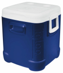 Igloo 49487 Ice Cube Cooler, Lapis Blue/Acid Green, 48-Qts.