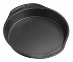 Wilton Industries 2105-6059 Round Cake Pan, Non-Stick, 9.5-In.