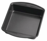 Wilton Industries 2105-6061 Square Cake Pan, Non-Stick, 8 x 8 x 2-In.