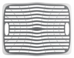 Oxo International 1307930 Good Grips Sink Mat, Gray, Large