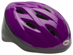 Bell Sports 7063275 Bike Helmet, Girls', Purple