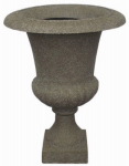 "Williams Bay Products F069B-61 Havana 24"" Limeston Urn"