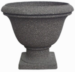 "Williams Bay Products SL6080-S07 Lill 16"" Oldstone Urn"