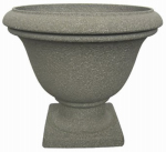 "Williams Bay Products SL6080-S08 Lillian 16"" Lime Urn"