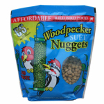 C & S Products 06109 Woodpecker Suet Nugget, 27-oz.