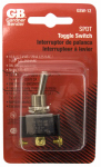 Gardner Bender GSW-12 Toggle Switch, SPDT, 125-Volt, 20-Amp, 3/4-HP