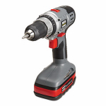 Jinding Group JD621620 Cordless Drill, 20-Volt Lithium-Ion Battery, Variable Speed Reversible