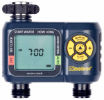 Melnor 33100 2-Zone Water Timer