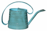 Robert Allen MPT01505 Watering Can, Metal, Light Blue, .5-Gal.