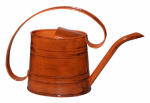 Robert Allen MPT01506 Watering Can, Metal, Orange, .5-Gal.