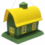 North State Ind 9068 Green Barn Bird Feeder
