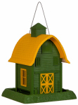 North State Ind 9096 Green Barn Bird Feeder