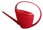Scheurich Usa 56639 Indoor Watering Can, Red, 47-oz.