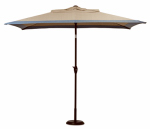 Letright Industrial 820.067.002 Concord Umbrella, 7-Ft. x 9-Ft.