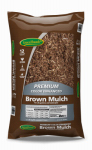 Oldcastle Lawn & Garden 52055471 Brown Mulch, 2-Cu. Ft.