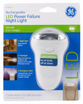 Jasco Products 11281 3 In 1 Power Night Light
