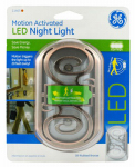 Jasco Products 11465 LED Night Light, Motion Activated, Bronze