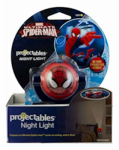 Jasco Products 13341 LED Night Light,  Projectable Spider-Man