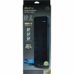 Jasco Products 13476 2-USB / 10-Outlet Surge Protector