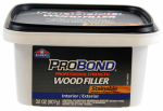Elmer's Product P9892 ProBond Interior/Exterior Wood Filler, Stainable, 1-Qt.