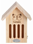 Esschert Design Usa WA39 Butterfly House, Wood, 6.7-in. x 4.8-In. x 9-In.