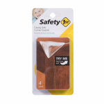 Safety 1St/Dorel HS194 Corner Guards, Clear Gel, 4-Pk.