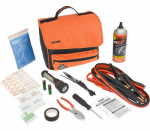 Bell Automotive Products 22-5-65102-8 Prepared Emergency Road Kit, 57-Pc.