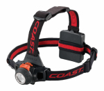 Coast Cutlery 19722 HL27 Focus LED Headlamp