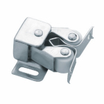 Brainerd Mfg Co/Liberty Hdw C08820L-UC-U1 Cabinet Catch, Double Roller, Zinc-Plated, 10-Pk.