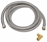 Homewerks Worldwide 7223-72-12-6E Dishwasher Supply Line