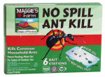 Maggies Farm MNSK625 No-Spill Antique Kill Bait Station, .4-oz.