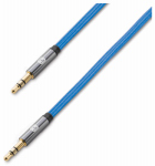 Lifeworks Technology Group IH-CT2500N 5' BLU Male Audio Cable
