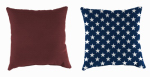 "Jordan Mfg 9952-TVMIX1 16"" Toss Pillow"