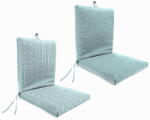 Jordan Mfg TV9701-2569/446 Clean Look Universal Chair Cushion, Reversible, Must Purchase in Quantities of 4