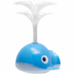 Globe Electric 8946701 LED Night Light, Fiber Optic Whale