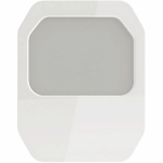 Globe Electric 8949901 LED Panel Night Light, Matte White, 2-Pack