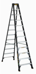 Louisville Ladder DXL3010-12 Step Ladder, Type 1A, Fiberglass, 12-Ft.