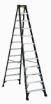 Louisville Ladder DXL3010-12 Step Ladder, Type 1A, Fiberglass, 12-Ft.