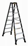 Louisville Ladder DXL3030-08 Twin Front Step Ladder, Type 1A, Fiberglass, 8-Ft.