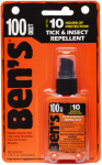 Tender 0006-7070 Ben's 100% Deet Repellent