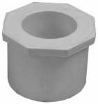Genova Products 30291 2.5x1.5 WHT Red Bushing