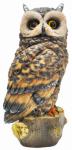 Kelkay 4439 Owl Statue, 10-In.