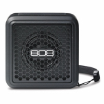 Audiovox SP218BK 808 XS Mini Blue Tooth Speaker, Portable