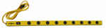 Southwire/Coleman Cable 5153 Metal Power Strip, 9-Outlet, 36-In.